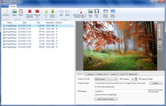 Hexonic ImageToPDF Screenshot 1